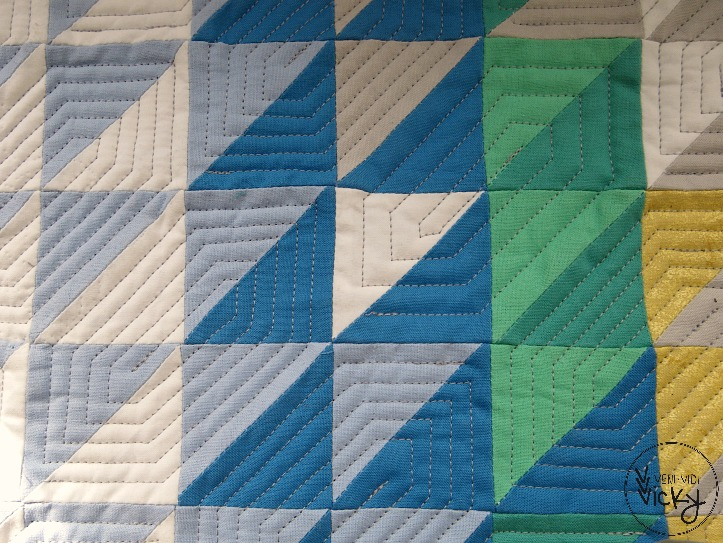 Straight Line Quilting Patterns Veni Vidi Vicky