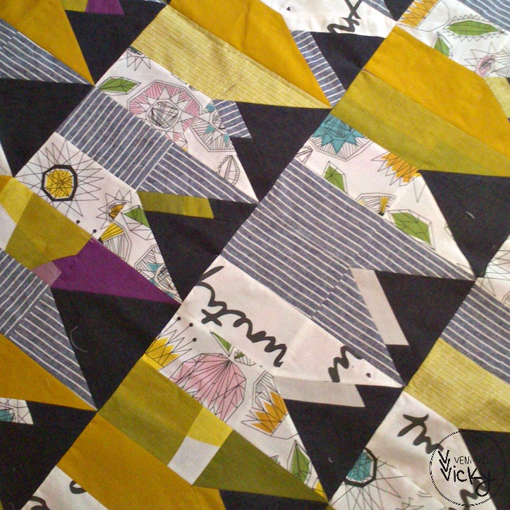 the switzerland quilt | veni vidi vicky