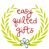 Easy quilted Christmas gifts | veni vidi vicky
