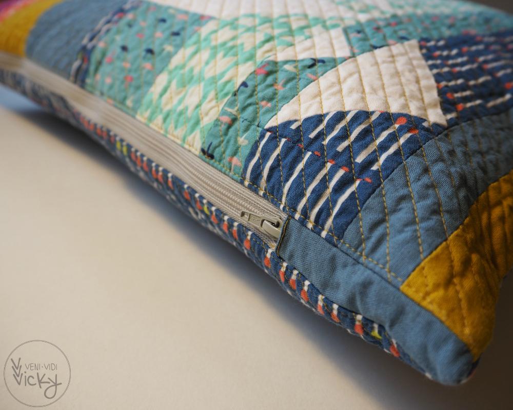 SAIL / STARS pillow | veni vidi vicky