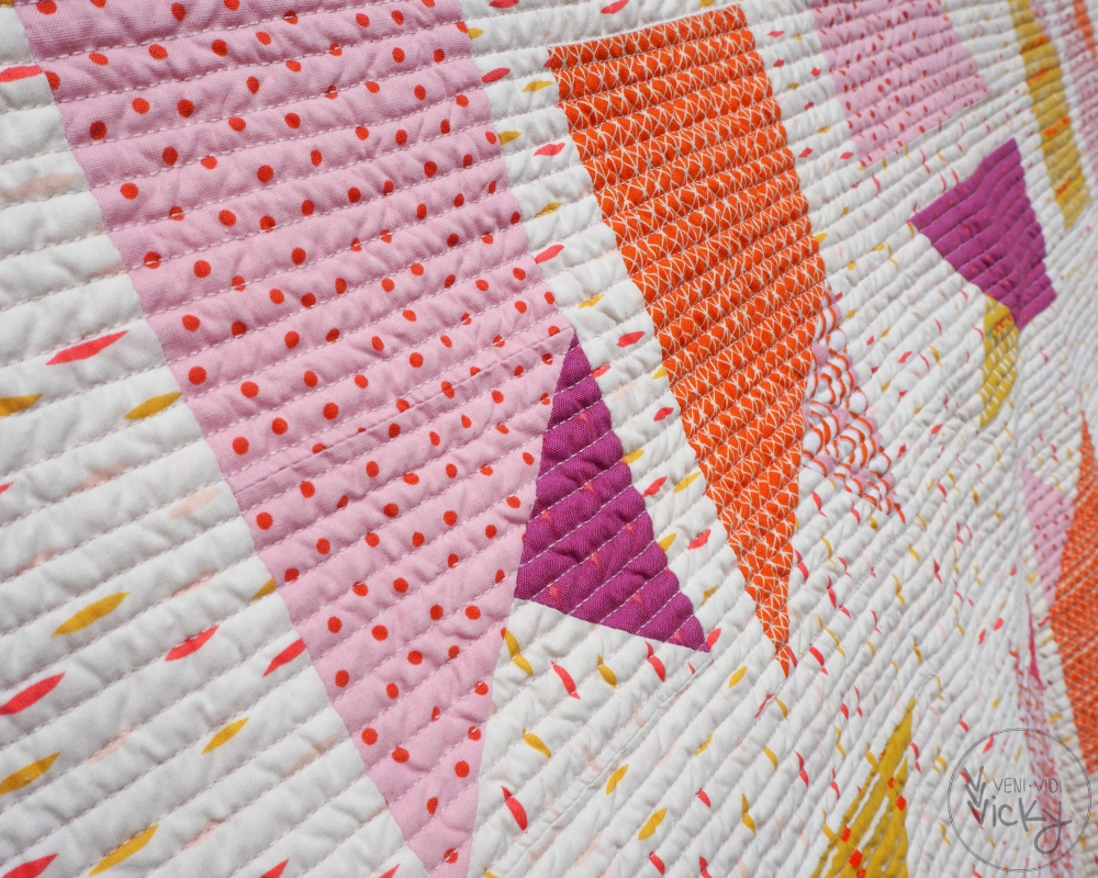 #tagged baby quilt | veni vidi vicky